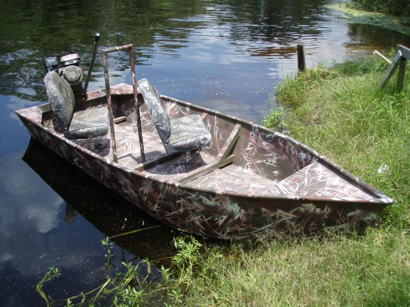 Mud Motors / Shallow Water Outboards - Direct Boats, Canoes